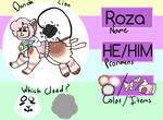 Roza REF Sheet