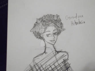 Grandma Hitachiin