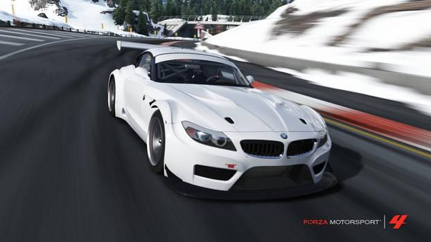 BMW Z4 GT3 (DeviantART avatar)