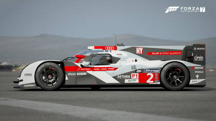 Audi R18 e-tron by AloneRacecar