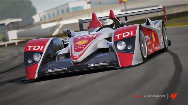 Audi R10 North America