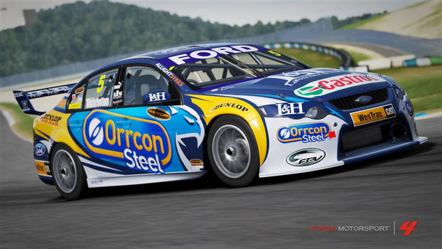 Ford Racing Falcon
