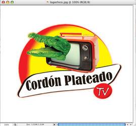 logo cordon plateado tv