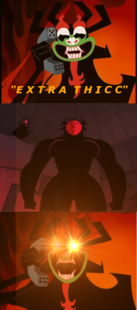 EXTRA THICC by KingKenan69 on DeviantArt