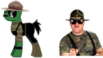 sgt. slaughter ponified