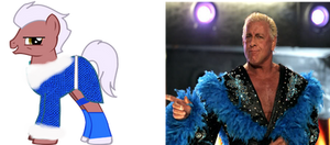 ponified ric flair