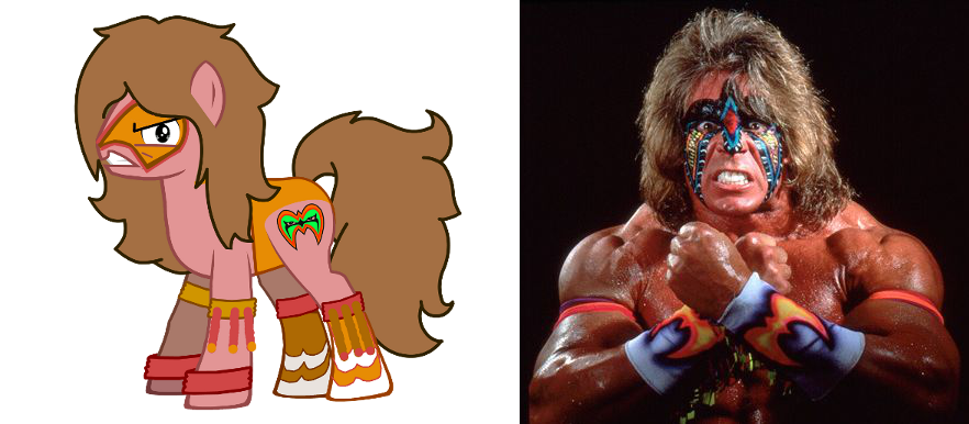 ultimate warrior png - photo #23