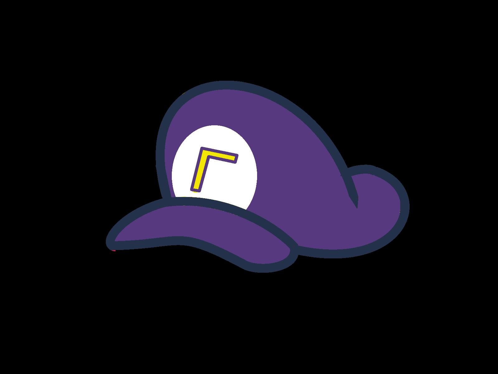 The entire Super Mario Hat alphabet! : nintendo