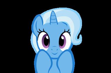 really cute trixie by kuren247