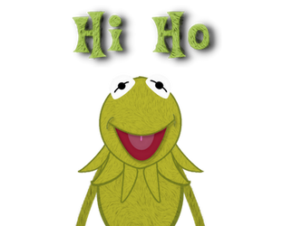 kermit the frog (first time) by kuren247