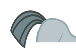 Marble Pie's flank