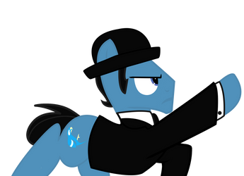 (vectored) Ministry Of Silly Trots by kuren247