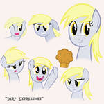 (Gift) Derp Expressions Recreated