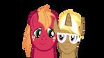 (request) Two new besties by kuren247