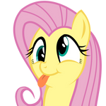 (vectored) I can do a silly face