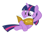 (Request) twilight reading about humans by kuren247