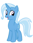 The Cute and Adorable Trixie