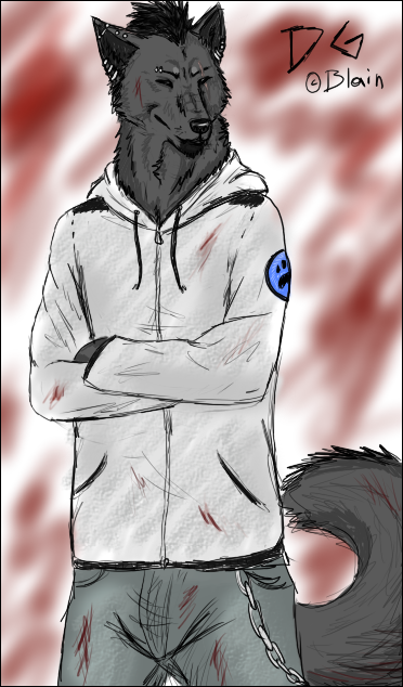 DG wolfie by Blainz
