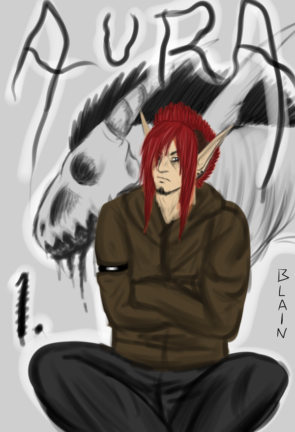 AURA - The first chapter by Blainz