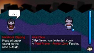 Akaichou club ID contest entry