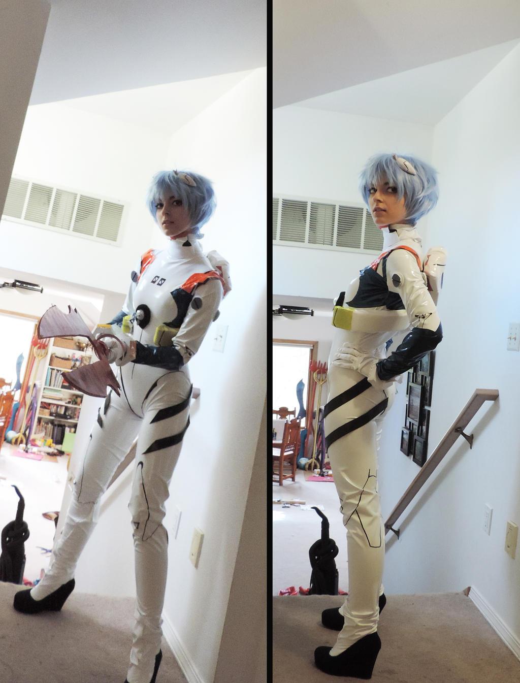 plugsuit cosplay ayanami Rei