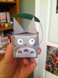 Totoro by Ash-a-bash