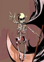 La mort justiciere by TyKayn