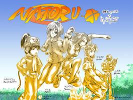 Natoru means TK and Cie by TyKayn