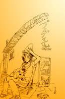 For Puchi-ko by TyKayn
