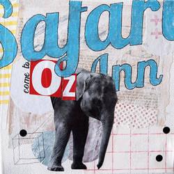 Safari Inn by aureliemonjarde