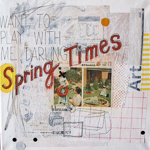Spring Times by aureliemonjarde