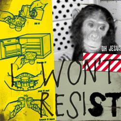 I Won't Resist by aureliemonjarde