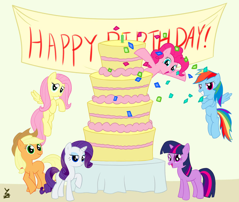 My Little Pony Birthday Quotes: My Little Pony : FiM (All Pony-related Things Go HERE
