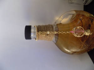 Perfume Bottle Topper @1