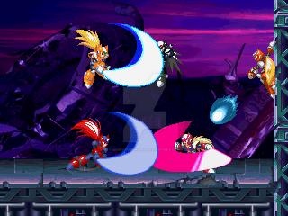 Battle by MiddytheKnight