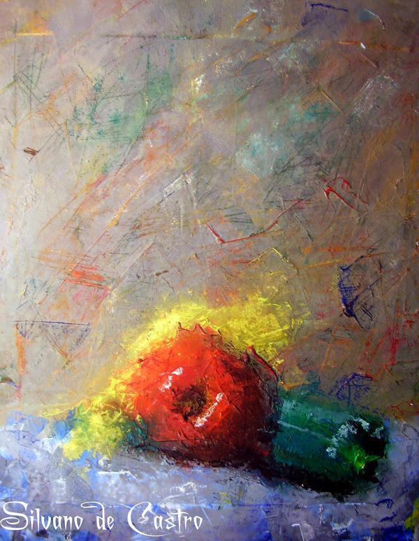 Bodegon by Silvano-de-Castro