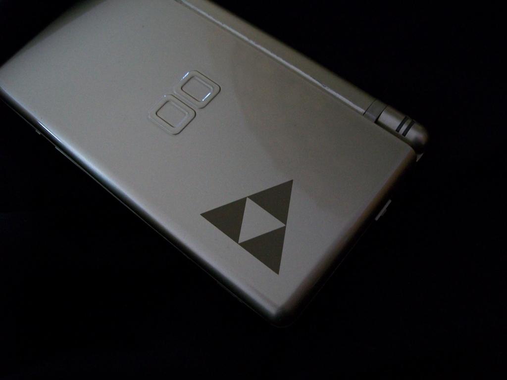 Zelda DS Lite 1 by DrewEntreri