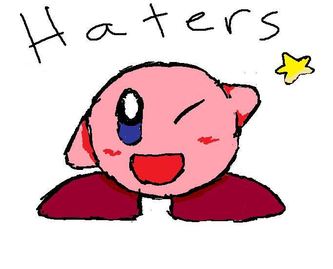 Cute Kirby Pictures Kirby is made of cake