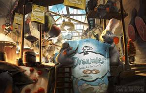 Mouse Factory by davidsmit