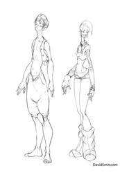 HippiPippiPocalypse-Character