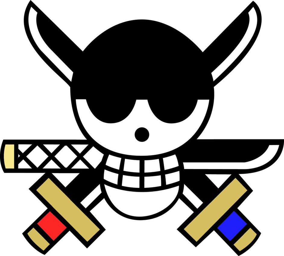 Zoro Flag One Piece By Sanji Devastador By Gorurouni On Deviantart