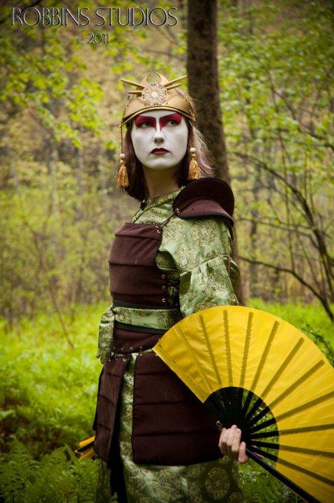 Suki: Earth Kingdom Warrior by Syagria