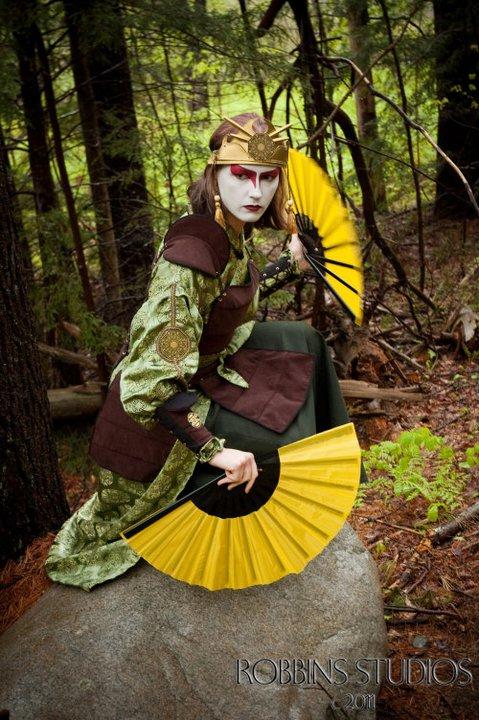 Suki: A Warrior and a Girl by Syagria