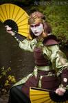 Suki: Kyoshi Warrior
