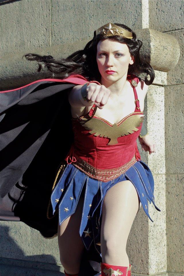 Wonder Woman #1 by Syagria