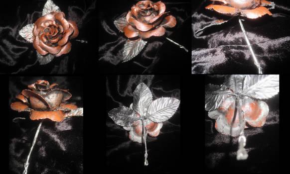 Fake Metal Rose [part 1-2]