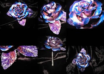 Fake Metal Rose [part 2-2]