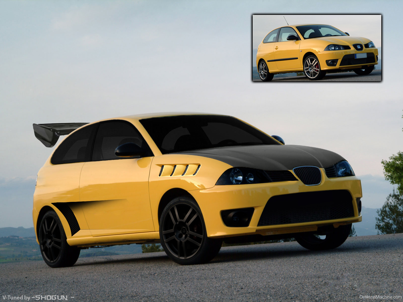 v tuning seat ibiza by shogun62 on deviantart. Black Bedroom Furniture Sets. Home Design Ideas