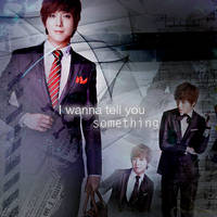 I wanna tell you something. by skykeys