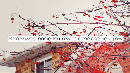 home sweet home. by skykeys